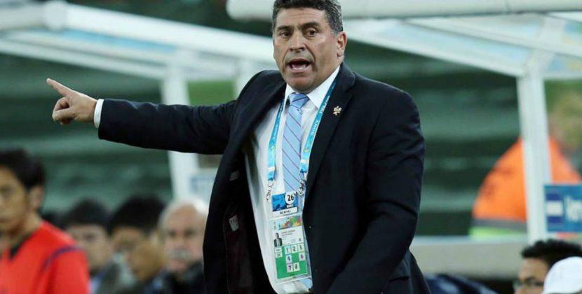 Luis Fernando Suárez nuevo técnico de Junior