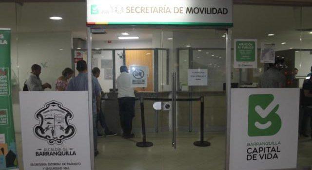 Secretaria de Tránsito y Seguridad Vial recibirá trámites de traslado hasta el 19 de diciembre de 2018