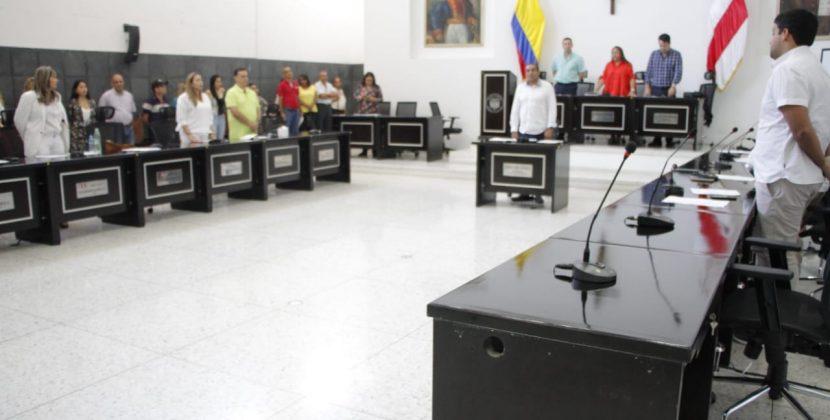 Diputados del Atlántico estudiarán 8 proyectos de Ordenanza durante extras