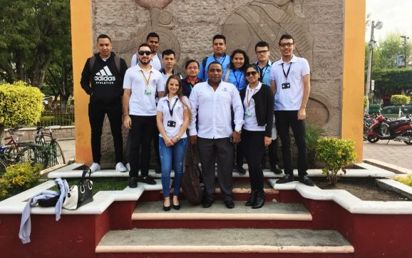 Talento SENA realizó transferencia de conocimientos en México