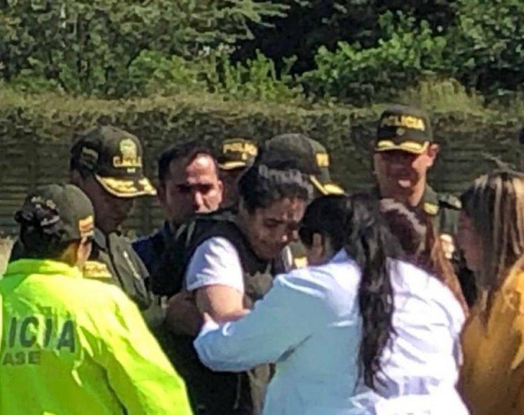 Rescatan a empresaria Melissa Martínez García