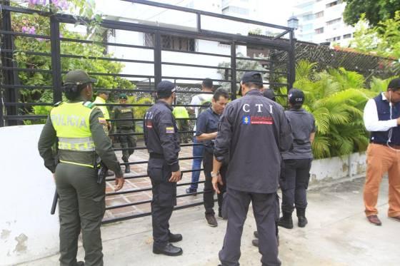 Por vínculos con la Madame extinción de dominio a 4 hoteles de Cartagena