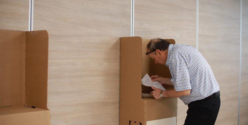 301 afiliados han participado en las elecciones de Junta Directiva de la CCB
