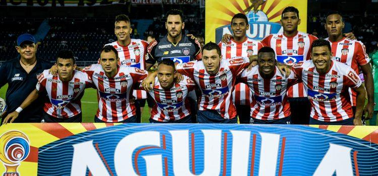 Este miércoles Junior VS Paranaense por la final de la Sudamericana