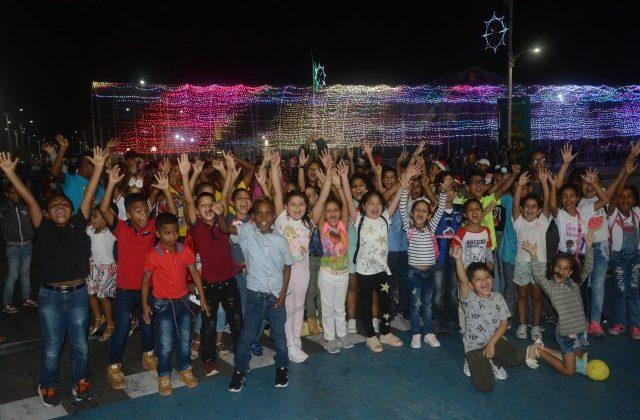Alcaldía premia las cuadras y pesebres más iluminados y creativos de Barranquilla