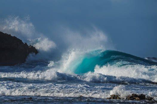 Alerta por aumento de oleaje en playas de la región caribe