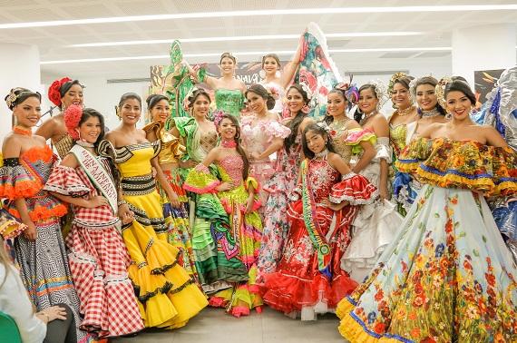 Repican los tambores del Carnaval del Atlántico 2019
