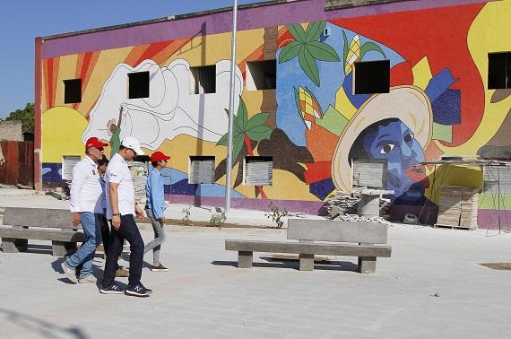 $20.900 millones, inversión de Gobernación en plaza, hospital y colegio en Candelaria