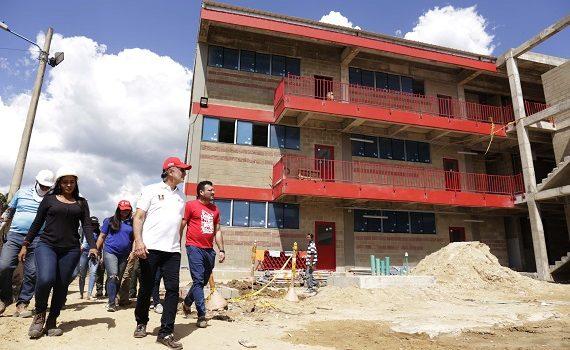 En 2019, estudiantes de I.E. Técnica Industrial de Sabanalarga estrenarán colegio