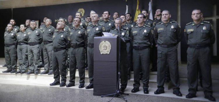 Nueva cúpula de la Policía Nacional