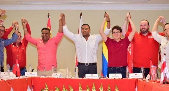 Bases del partido liberal respaldan candidatura a la gobernación del Atlántico de Oscar Galán