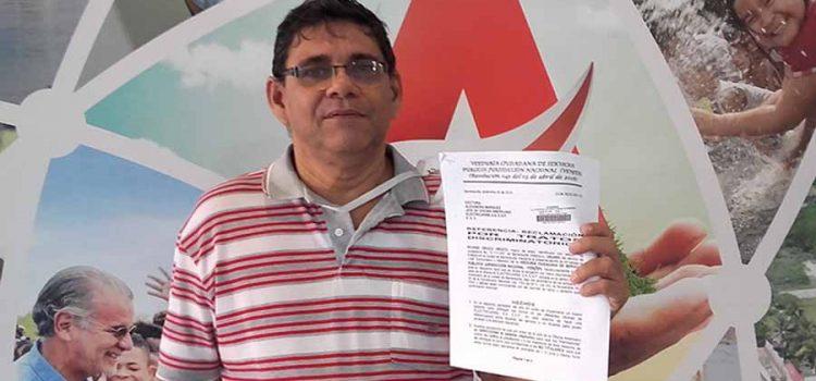 """""""Mala prestación del servicio de energía está afectando a los usuarios"""": Aníbal Cañas"""