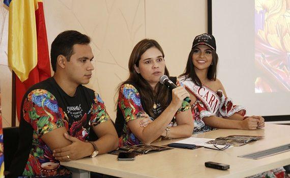Gobernación entrega portafolio de estímulos al Carnaval del Atlántico 2019