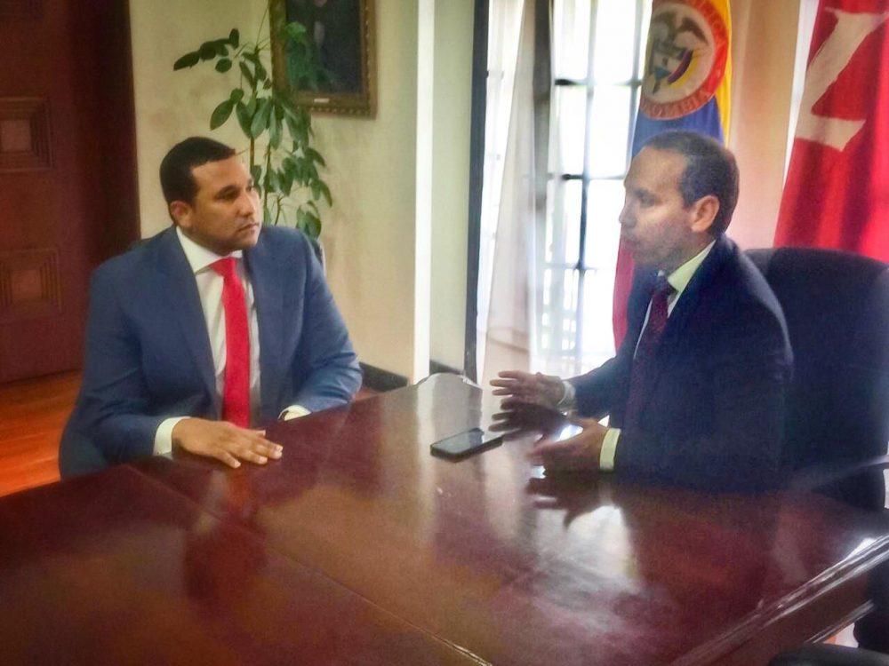 Concejal Oscar David Galán solicitó aval del Partido Liberal para aspirar a la Gobernación del Atlántico