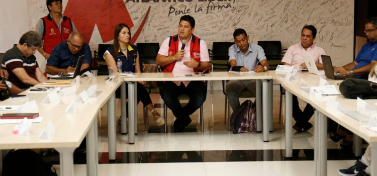 Soledad, único municipio en presentar Plan de Contingencia frente al Fenómeno del Niño