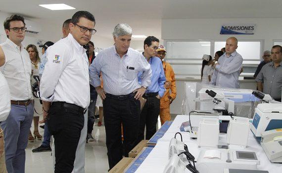 Gobernación consolidó inversiones en salud por $112 mil millones