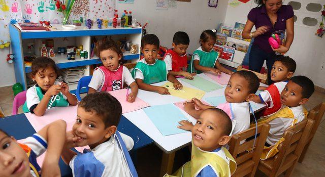 Atención a primera infancia de Barranquilla, en modalidad familiar, es la mejor del país: ICBF