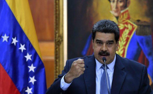 """""""Colombia solo puede ofrecer cocaína como ayuda a Venezuela"""": Maduro"""