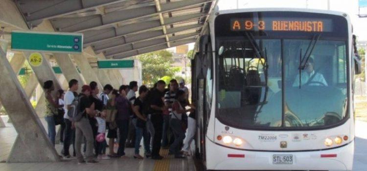Desde el 8 de febrero, estudiantes beneficiarios de estímulo de transporte podrán usar tarjetas