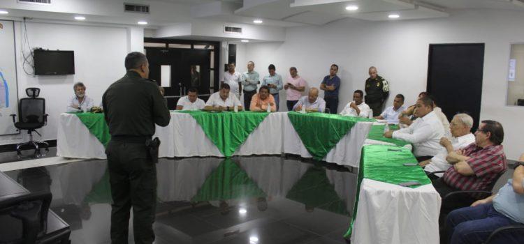 """""""Estamos pendientes de la problemática en seguridad que vive Barranquilla"""": Juan Vergara"""