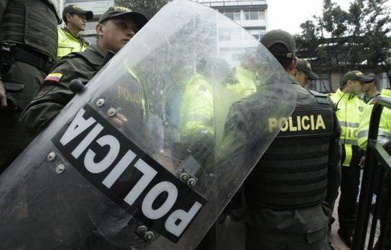 Dos policías fueron asesinados en Nariño