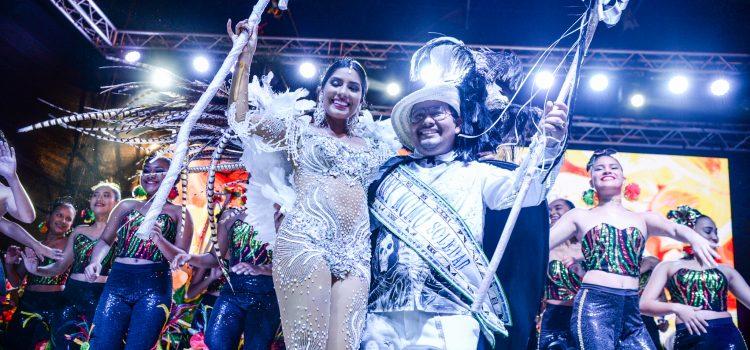 Lista contingencia para bando y coronación  de reyes del Carnaval de Soledad