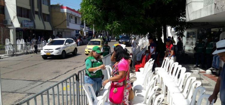 Distrito y patrocinadores oficiales del Carnaval 2019 capacitan a vendedores