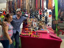 """""""Seguimos dignificando a nuestros vendedores, ya tienen su espacio en el Gran Malecón"""": alcalde Char"""