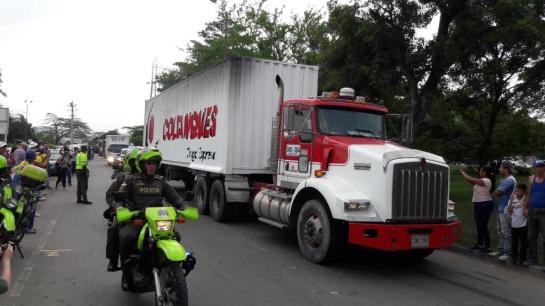 Llega ayuda humanitaria para Venezuela