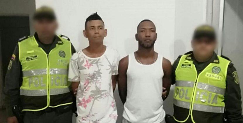 Policía capturó a presuntos autores de atentado en Villa del Rey, en Soledad