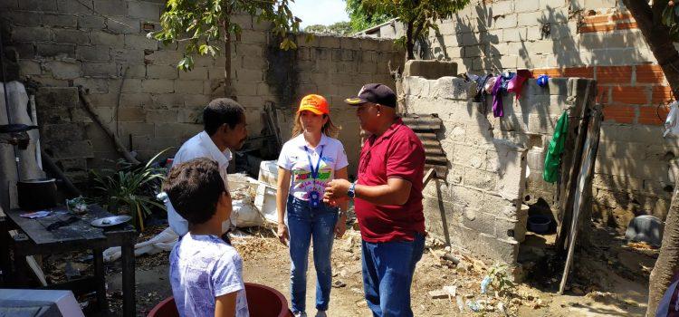 En 95 por ciento se redujeron los casos de dengue en enero en Soledad