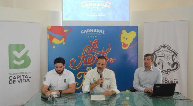 Industrias culturales creativas son motor en la economía del Carnaval