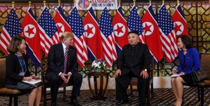 No hubo acuerdo entre Trump y Kim