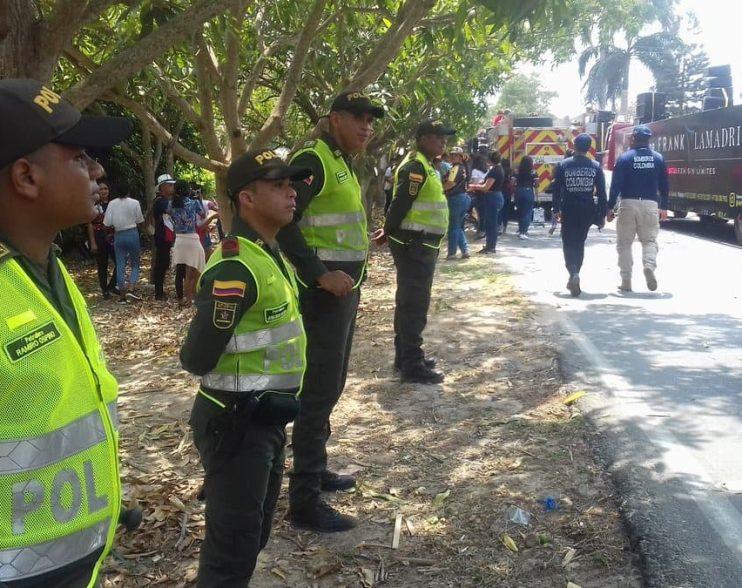 Policía del Atlántico reporta cero homicidios en carnavales