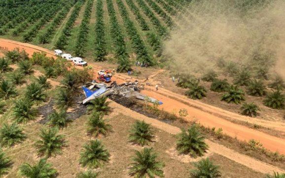 Accidente aéreo en el Meta: habilitan línea de atención para familiares de víctimas