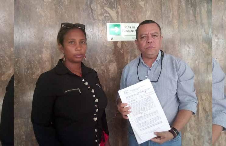 Demandado alcalde de Santa Lucía por inasistencia alimentaria