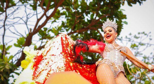 El Carnaval del Atlántico fue protagonista en Batalla de Flores