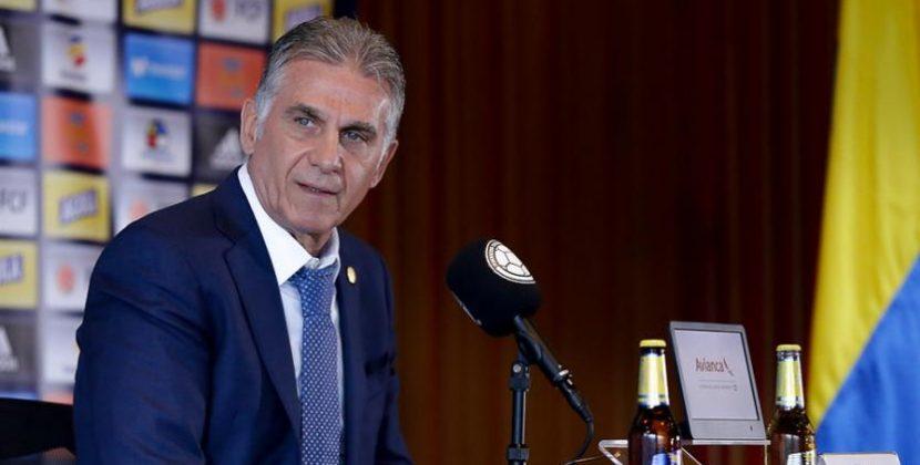 """""""Hay jugadores que tienen que jugar, merecen su oportunidad en el campo"""": Carlos Queiroz"""