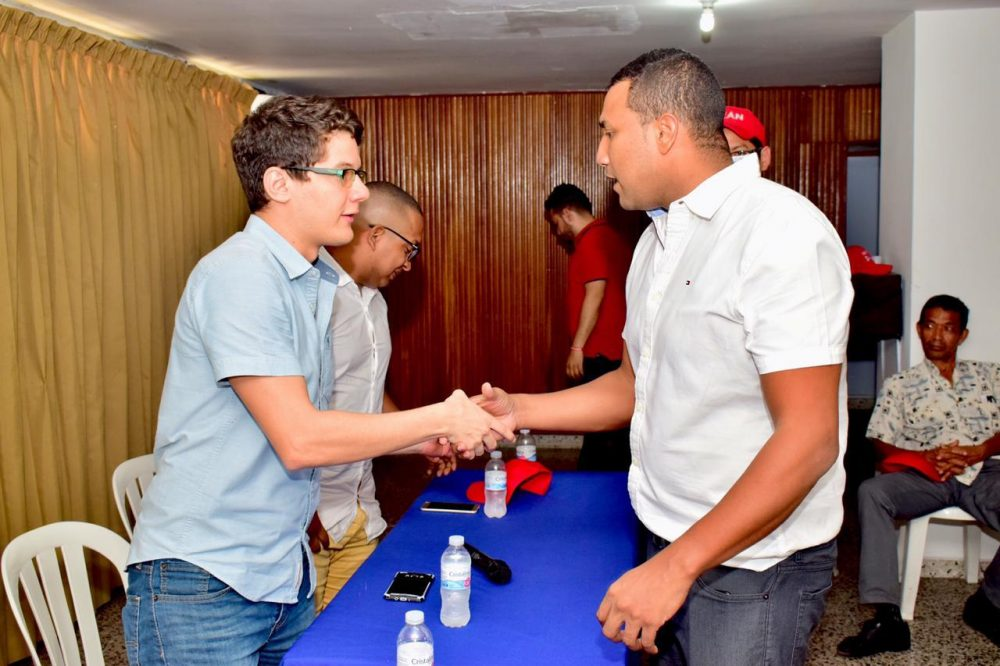 Exconcejal José Cadena Bonfanti expresa respaldo a Óscar David Galán