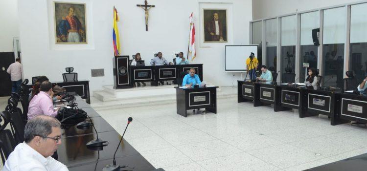 Aprobadas comisiones permanentes de la Asamblea del Atlántico y voceros de cada partido