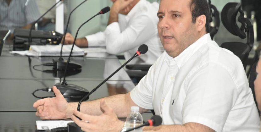 """""""La intención es llegar a un consenso para mantener la Gobernación del Atlántico"""": David Ashton"""