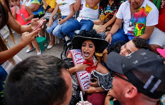 Carolina Suárez despide el Carnaval 'Donde todo comenzó'