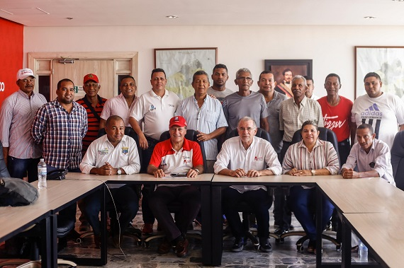 Gobernación lanza el primer campeonato regional de béisbol Copa Atlántico Líder