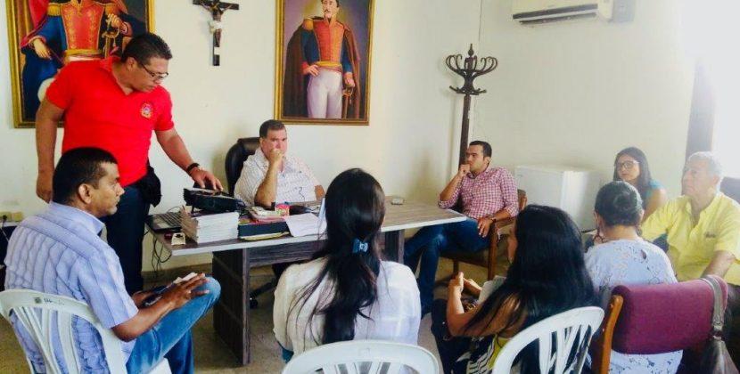 Electricaribe suspenderá suministro de energía  a la invasión Villa Caribe en Sabanalarga