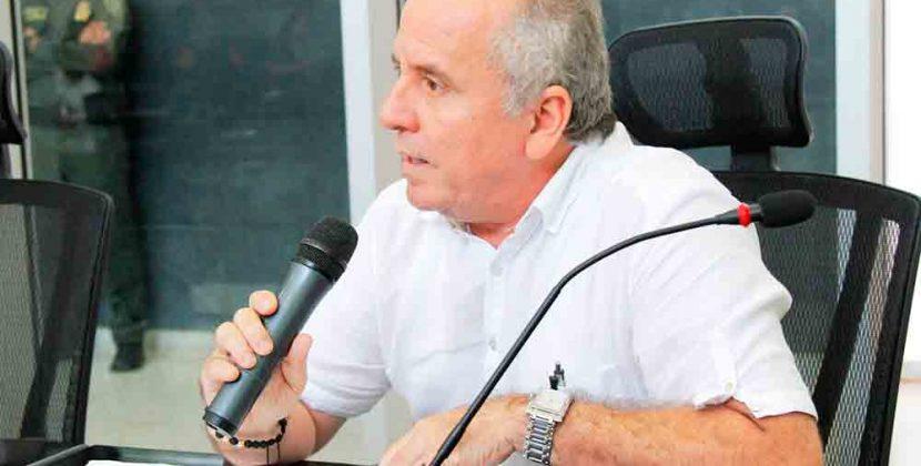 Porque no se ha construido nodo del sena, hospital juan domínguez y sede del itsa en Soledad: Sergio Barraza