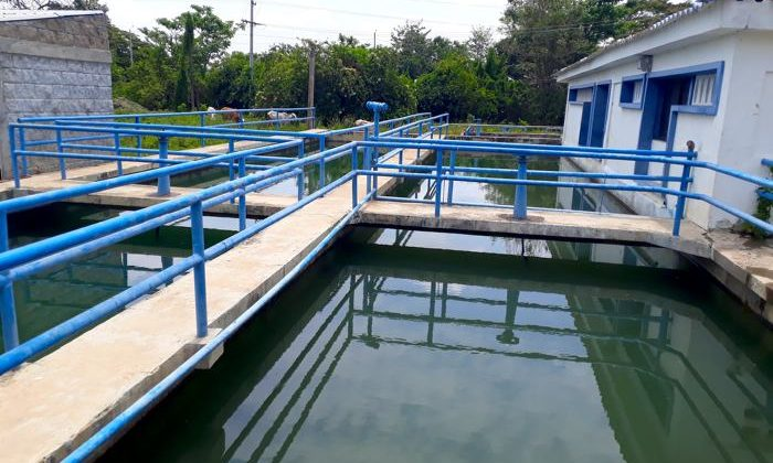 Por lavado y mantenimiento de planta suspenden agua en municipio de Campo de la Cruz