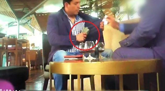 Legalizan captura de Carlos Bermeo y otros implicados en supuesto soborno