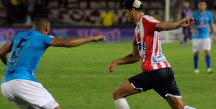 Junior empata con Unión Magdalena 1-1