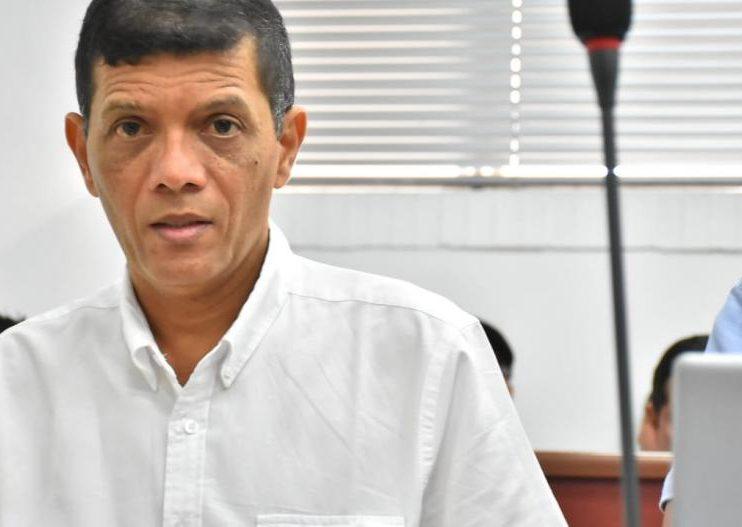 Carlos Altahona es enviado a la cárcel de Sabanalarga
