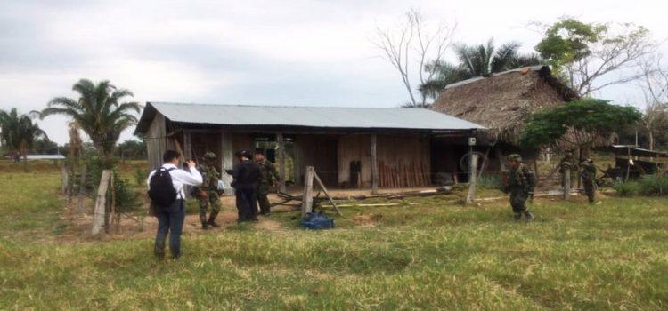 Fiscalía ocupó 16 propiedades del ELN
